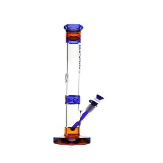 straight waterpipe with ice catcher