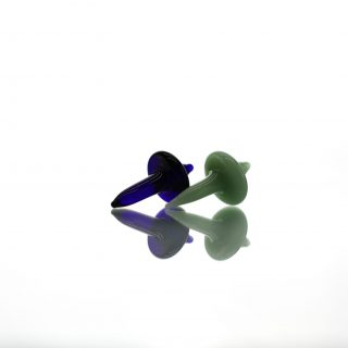 Colorful Glass Carb Caps – Assorted Colors