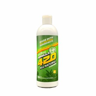 formula 420 all-natural glass cleaner