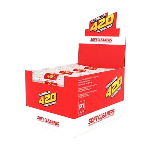 formula 420 p1 soft pipe cleaners – display of 48 bundles