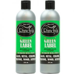 randys green label cleaner 12oz