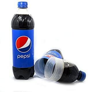 pepsi safe can bottle