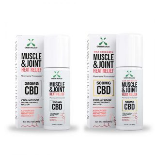 green roads muscle & joint relief roll on